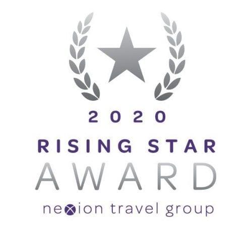 Winner of the 2020 Nexion Canada Rising Star Award
